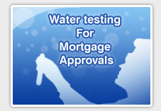 Water testing for mortgage approvals