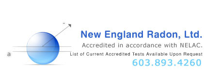 New England Radon Ltd LOGO